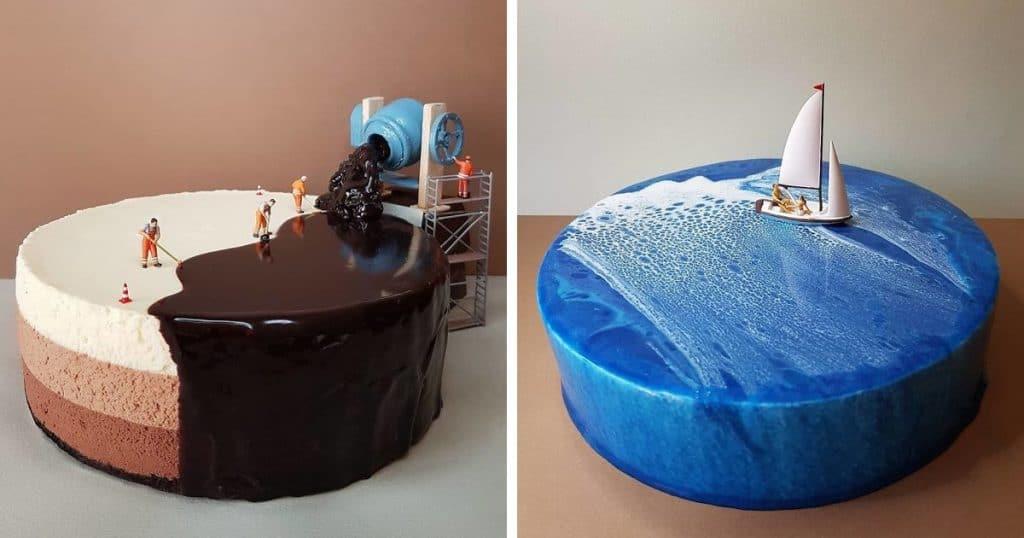 אם אין לחם תאכלו עוגות, אבל לא את אלו...